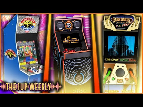 Arcade1up E3 leaks   iiRcade NEW Announcements   Arcade1up Hacked! from The1upWeekly