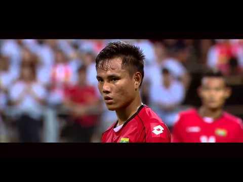 Myanmar U23 football team unforgettable moments