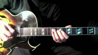 West Coast Blues: Wes Montgomery transcription.