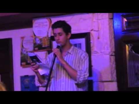 Billy Watson.TV - Blind Poetics - 11/11/13 - Alan Hussain