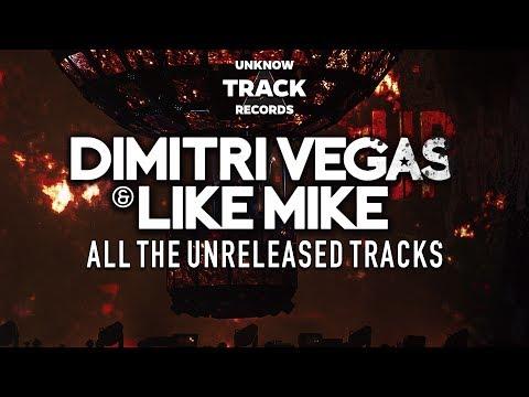 Dimitri Vegas & Like Mike Tribute  All The Unreleased Tracks V3