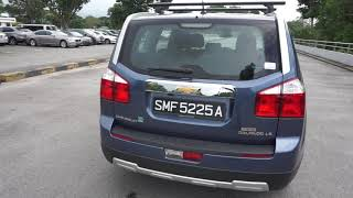 SMF5225A CHEVROLET ORLANDO 1.4AT TURBO