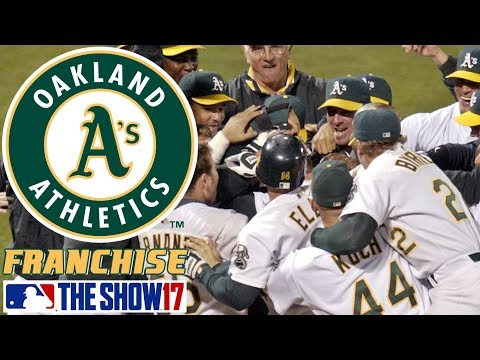 Push For the Playoffs - MLB The Show 17 - Franchise Mode - Oakland ep. 18