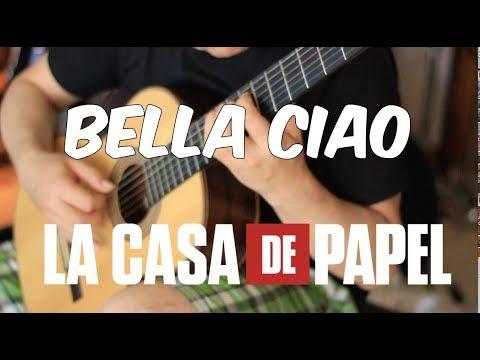 "Bella Ciao ""La Casa de Papel"" on Fingerstyle by Fabio Lima"