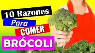 El MARAVILLOSO Brócoli y 10 Razones para Comerlo ( Propiedades y Beneficios ) ►Saludablemente TV◄