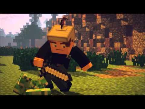 ♫ 'Destroy You' - Minecraft Parody of Zedd - Find You 1 Hour Version
