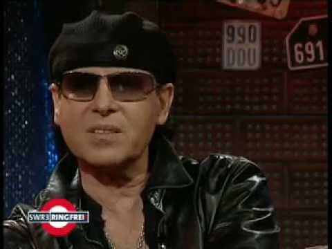 Scorpions 20040522 - Klaus Meine - German TV Interview (by chechohv)