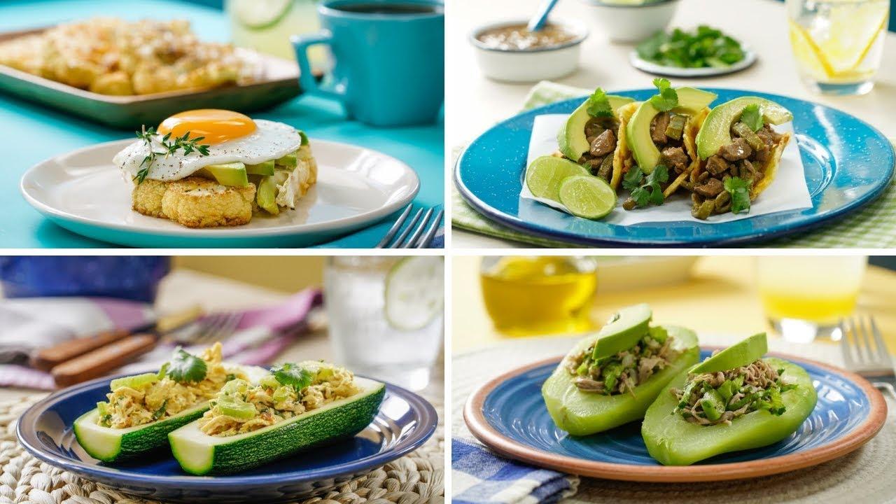 50 recetas de dieta cetosis