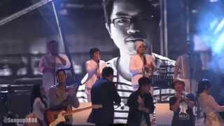 Tulus & All Stars - Lagu Untuk Matahari @ Konser Gajah Jakarta [HD]