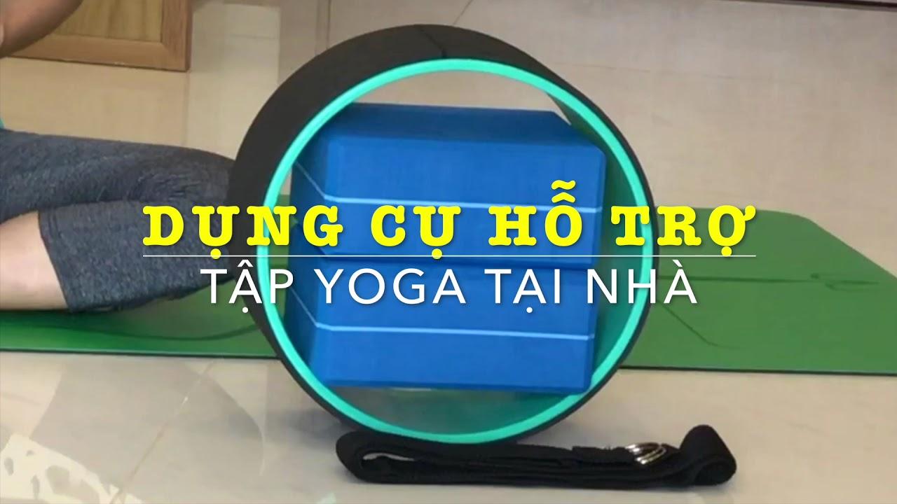 Tập Yoga TẠI NHÀ cần những gì? | YogaBySophie.com