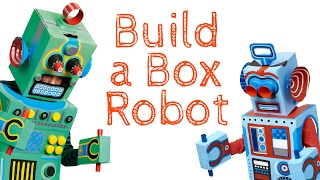Build Your Own Recycled Robot US