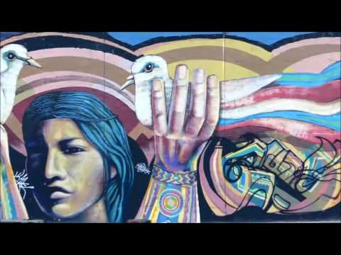 Bogotá arte y cultura en cada esquina.