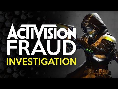 Activison Under Investigation For FRAUD