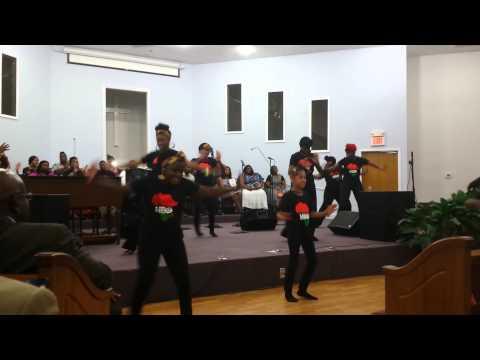 HCC Dance When Jesus Say Yes