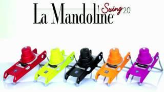Mandoline Swing 2.0De Buyer
