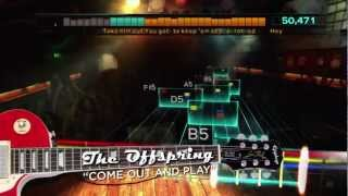 Rocksmith DLC - The Offspring