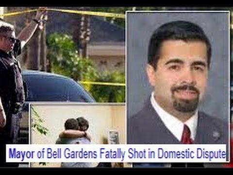 Mayor Daniel Crespo Shot Dead By Wife Bell Gardens Mayor Domestic Violence