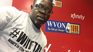 Watch the WVON Morning.:.Dove Controversy,  Kinneka Jenkins, and more!