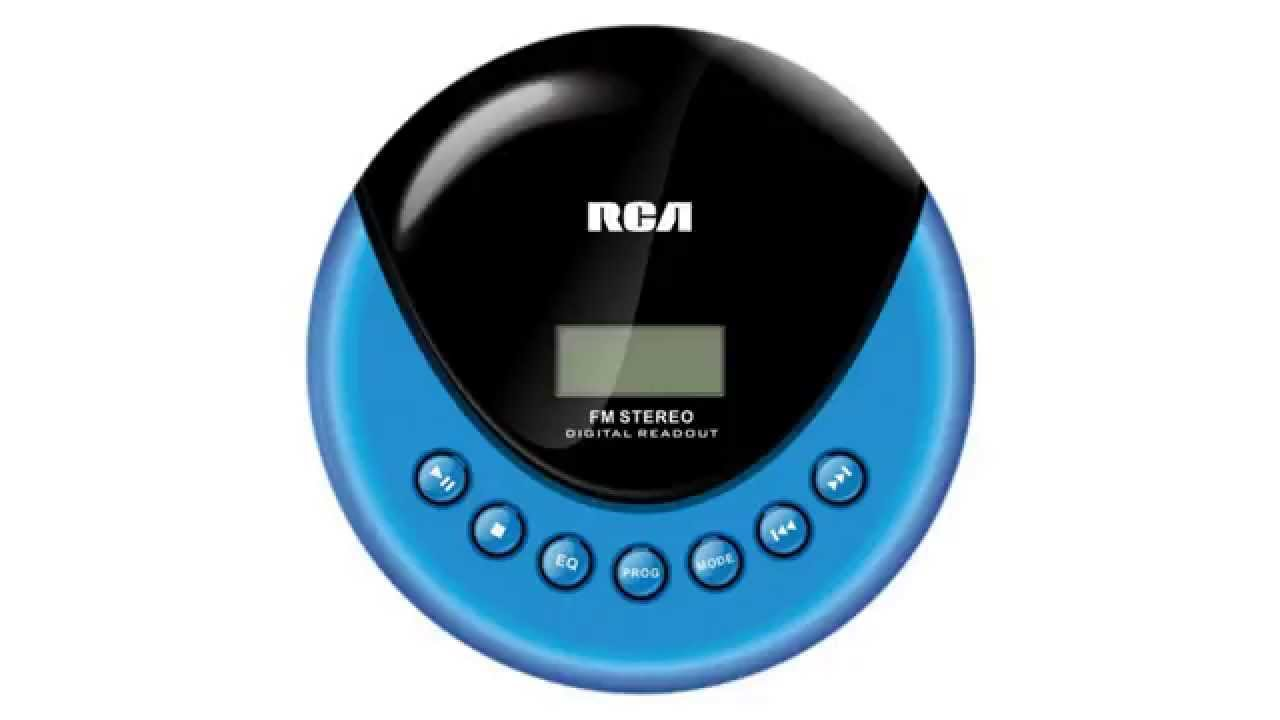 best prices personal cd players rca rp3013 personal cd player with rh youtube com RCA Home Theater System Manual RCA Radio CD Player Portables