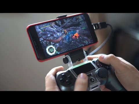 Play Monster Hunter World On Your Android Device Via Steam Link!