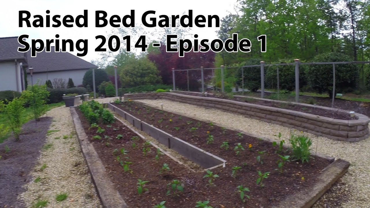Southern Garden Raised Bed Soil Mixture Youtube