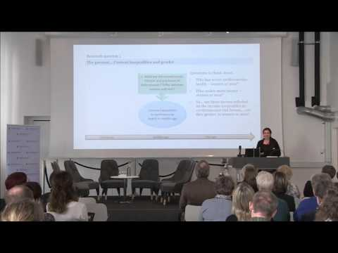 Del 3: Paola Mosquera – Socioeconomic inequities in cardiovascular health in Northern Sweden