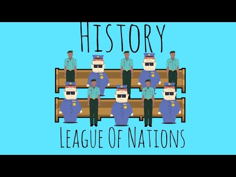 League of Nations - Successes and Failures - GCSE History