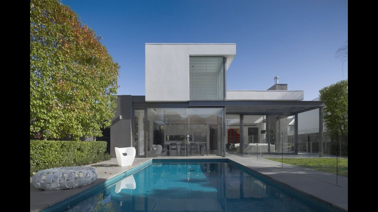 Contemporary Home Design Ideas : Beautiful Contemporary Residence In  Melbourne By Mim Design   YouTube