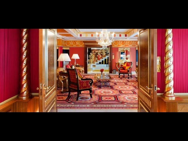 Burj Al Arab Dubai - World's Most Luxurious 7* Hotel
