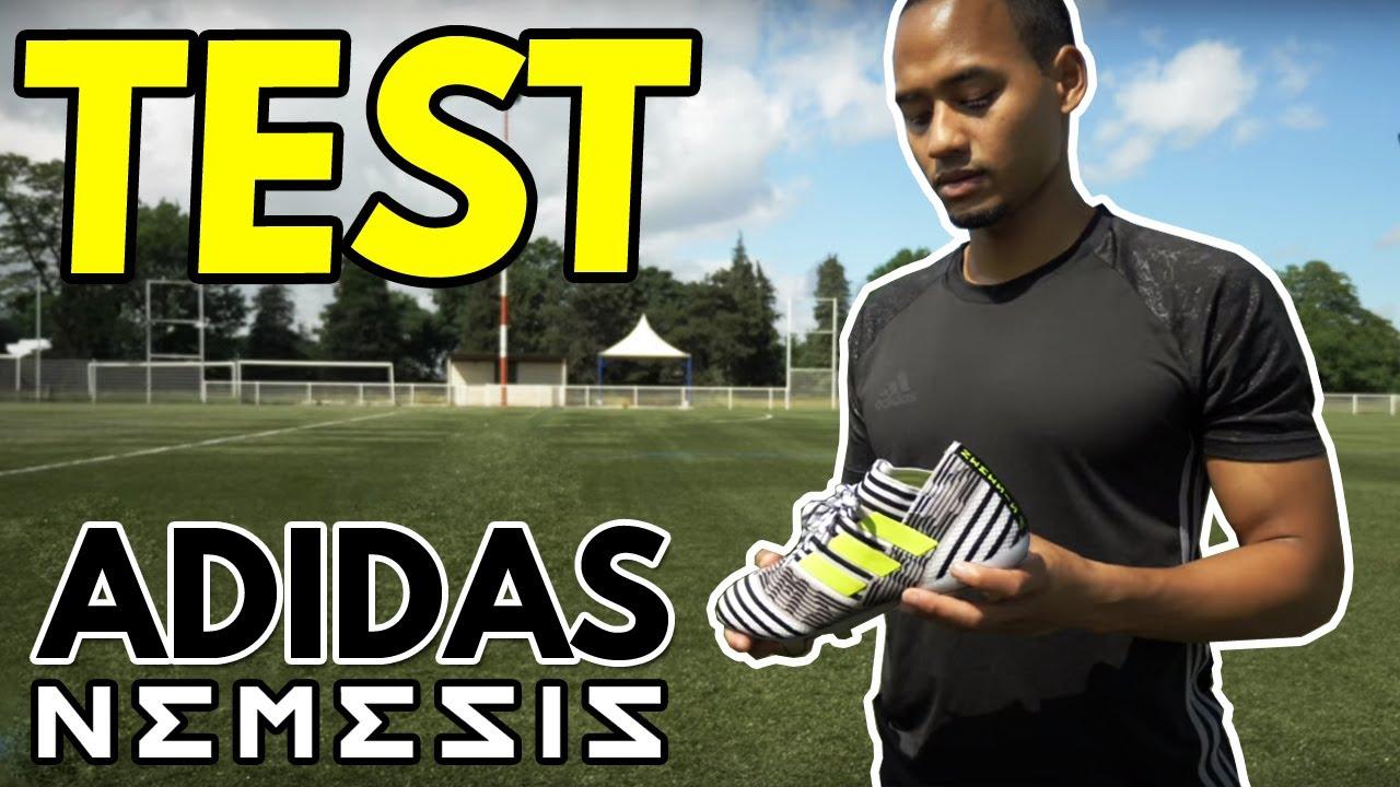 Test adidas Nemeziz 17.1