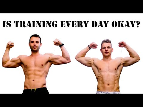 Is Overtraining Real? Can You Train Calisthenics Every Day?