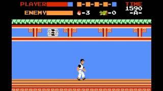 Kung Fu - Kung Fu (NES / Nintendo) Playthrough - User video