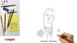 Taeyang - Big Bang - K-Pop IDOL Group