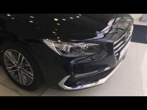 2017 Hyundai Grandeur Azera New Design Quick Walkaround English