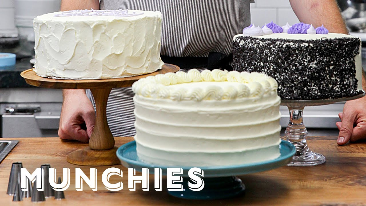How To Decorate A Cake Like A Pastry Chef