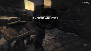 Rise of the Tomb Raider Path of the Deathless Orrery walk through.