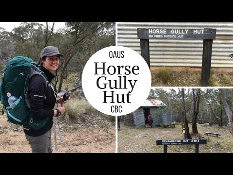 Demandering Hut to Horse Gully Hut - sub 24 hour hiking trip with Canberra Bushwalking Club