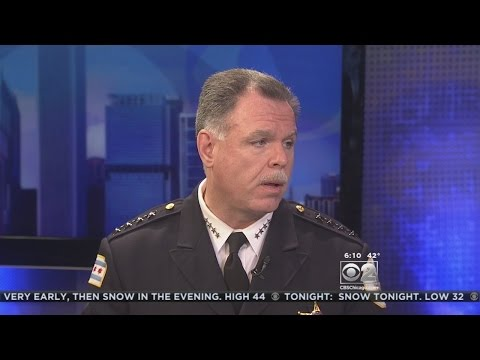 Amid Growing Demands To Resign, McCarthy Defends Record As City's Top Cop