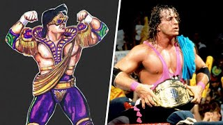 10 Original WWE Character Concepts You Won't Believe