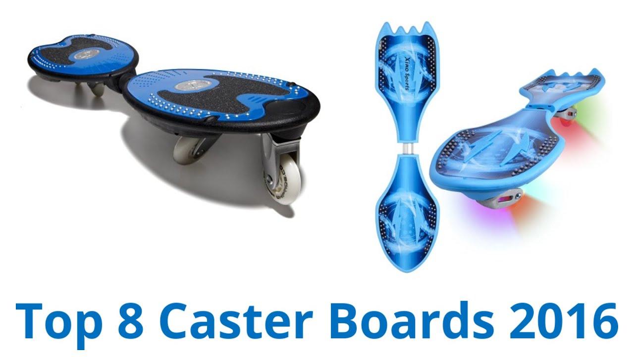 Yibu Caster Board