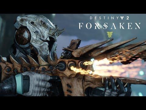 Destiny 2: Forsaken – New Weapons and Gear