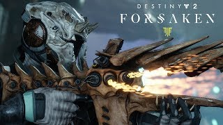 Destiny 2: Forsaken – New Weapons and Gear