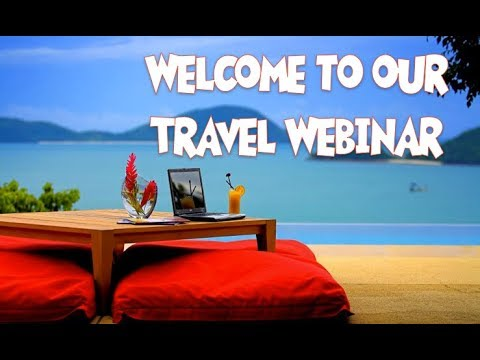 It's Time!  Learn How to Become a Virtual Travel Agent and Work From Anywhere!