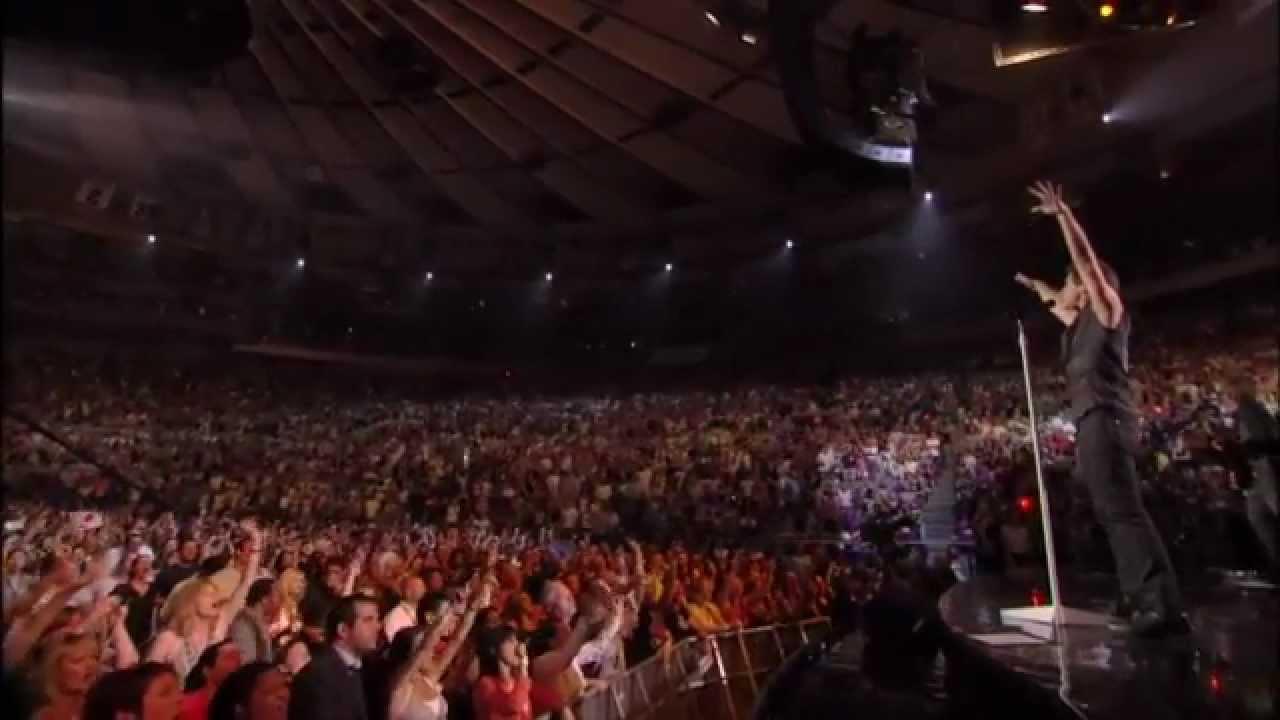 Bon Jovi You Give Love A Bad Name Live At Msg 2008 Hd