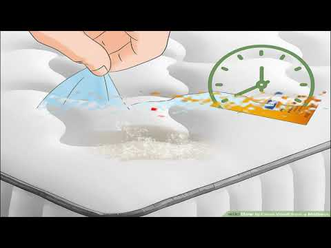 How to Clean Vomit from a Mattress