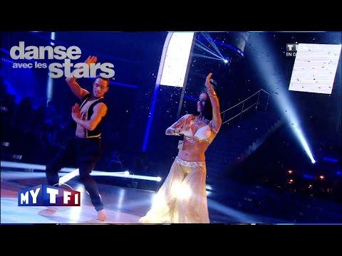 """DALS S04 - Un Bollywood avec Alizée et Grégoire sur """"Jai Ho (You are my destiny)"""" (Pussycat Dolls)"""