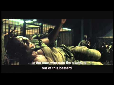 "clip5 ""What is left?"" -Blood Diamond (2006)"