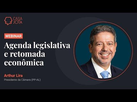 Entrevista com Arthur Lira (PP - AL), presidente da Câmara | 24/6/21