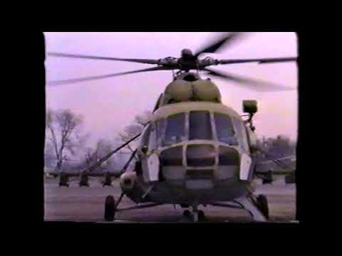 41 отдельная вертолётная эскадрилья Таджикистан