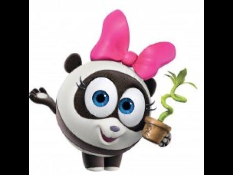 Картинки смешарики панда